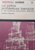 LA PRIMA ARCHITETTURA BAROCCA,P.DA CORTONA.BORROMINI,BERNINI