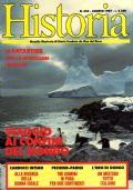 HISTORIA n. 354 (Agosto 1987): ANTARTIDE - CARDUCCI - ORO DI DONGO - [COME NUOVO]
