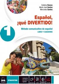 Español, ¡qué divertido! 3
