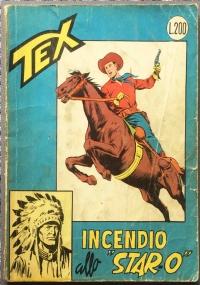 Lotto 17 copie TEX. Anni 1973-1981