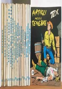 Lotto 12 copie Il Piccolo Ranger - Collana Cow-Boy. Anni 1978-1982