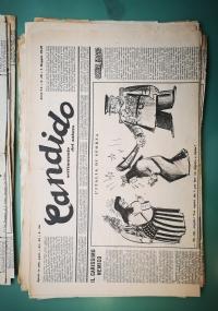 Il Candiso (n. 47 del 19 novembre 1950)