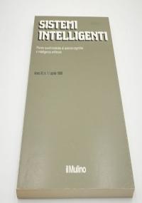 Sistemi intelligenti : rivista quadrimestrale di scienza cognitiva e intelligenza artificiale, Anno VIII, N 2, agosto 1996