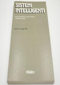 Sistemi intelligenti : rivista quadrimestrale di scienza cognitiva e intelligenza artificiale, Anno VIII, N 1, aprile 1996