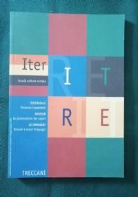 ITER N.1 RIVISTA TRECCANI SCUOLA CULTURA SOCIETA'