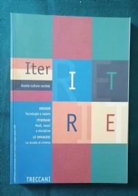 ITER N.12 RIVISTA TRECCANI SCUOLA CULTURA SOCIETA' DOSSIER GENERI E GENERAZIONI