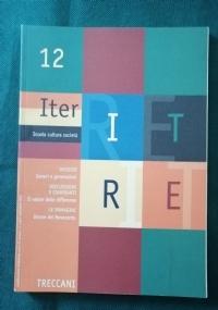 ITER N.16-17 RIVISTA TRECCANI SCUOLA CULTURA SOCIETA' LINGUAGGI E DISCIPLINE