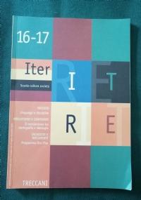 ITER N.6 RIVISTA TRECCANI SCUOLA CULTURA SOCIETA' DOSSIER LABORATORI CONCETTUALI