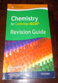 BIOLOGY FOR CAMBRIDGE IGCSE REVISION GUIDE