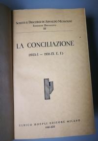i discorsi (1928-1931)