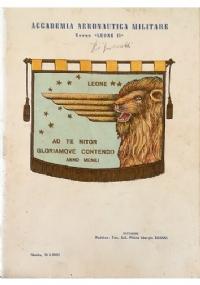 MAK pigreco 100 ACCADEMIA AERONAUTICA Trentennale della Fondazione 1923-1953