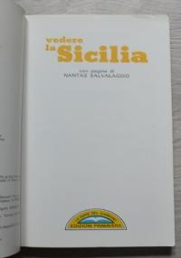 Vedere la Sicilia