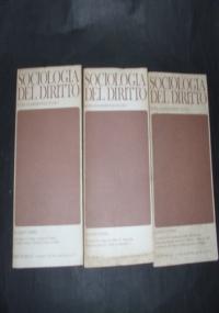sociologia del diritto X /1983 /1-2-3