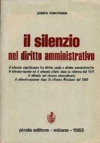 Il silenzio nel diritto amministrativo