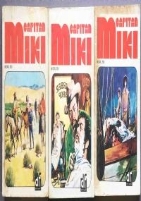 Capitan Miki (colori). Lotto 13 copie