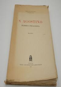 S. Agostino, filosofo e pedagogista