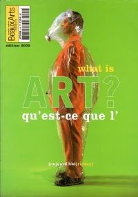 BEAUX ARTS MAGAZINE / N° 216 / MAI 2002