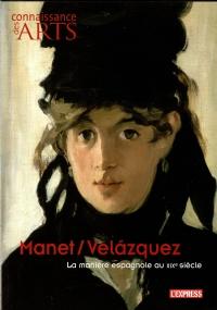 CONNAISSANCE DES ARTS hors série N° 182 / Manet / Velazquez