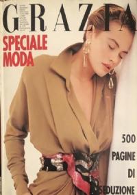 Grazia casa 182 pagine nell'inconfondibile stile Grazia Supplemento al n. 2483, 25/9/1988