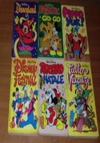 I Classici di Walt Disney (Stock  6  volumi) N. 88 – 101 – 102 – 104 – 109 - 115)