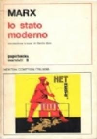 LO STATO MODERNO