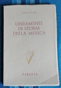 LINEAMENTI DI STORIA DELLA MUSICA
