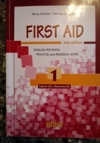 first aid -english revision - 1