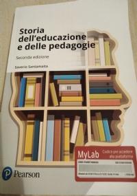 Storia Dell educazione e delle pedagogie