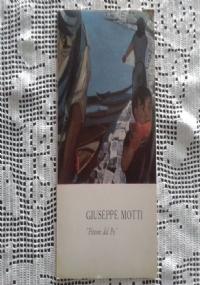 Mostra di: Giuseppe Motti