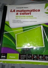 La matematica a colori 3 Tomo A e B