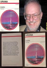 I DANZATORI DEL CREPUSCOLO, JACK L. CHALKER, URANIA N. 1065, Mondadori 1988.