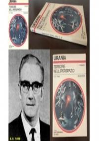I PERICOLI DI HELLQUAD, RON GOULART, URANIA N. 991, MONDADORI 1985.