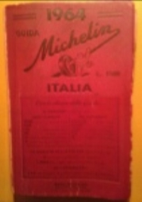 Guida Michelin 1964