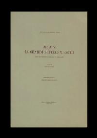 DISEGNI LOMBARDI SECENTESCHI dell'Accademia Carrara di Bergamo