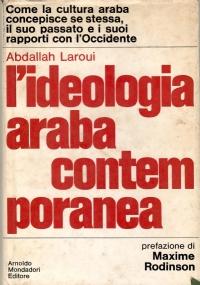 L'IDEOLOGIA ARABA CONTEMPORANEA