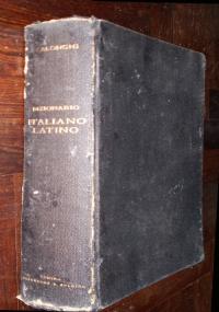 DIZIONARIO ITALIANO LATINO ORESTE BADELLINO