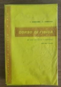 CORSO DI FISICA AD USO DEI LICEI SCENTIFICI. VOLUME TERZO