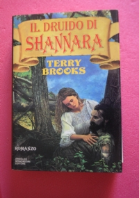 La regina degli elfi di Shannara - prima edizione