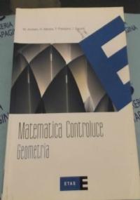 MATEMATICA CONTROLUCE -ALGEBRA 2