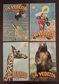 """""""DOMANI"""" rivista per ragazzi, Numero speciale di Voci d'Oltremare Marzo 1957."""