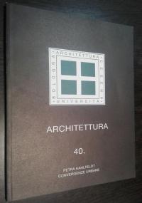 ARCHITETTURA 33. Jan Kleihues. Citta e architettura