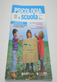 Psicologia e Scuola n. 5 - settembre/ottobre 2009