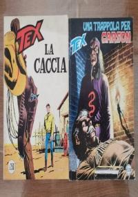 Lotto 7 fumetti Tex