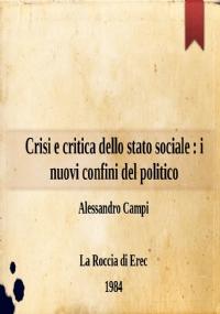 Organicismo, decisionismo, nominalismo e nuova sintesi: la nuova di fronte alla crisi ed al problema delle forme del politico