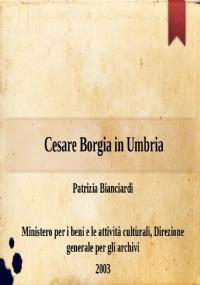 Alessandro VI e le sedi universitarie