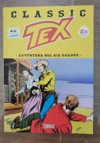 Tex, Il massacro di Goldena