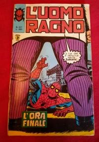L'UOMO RAGNO CLASSIC - primi 4 numeri 1991 + 2 numeri de L'UOMO RAGNO OMAGGIO