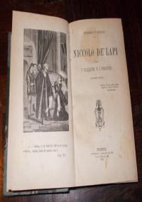 BREVE STORIA D'EUROPA E SPECIALMENTE D'ITALIA DALL'ANNO 476 AL 1878