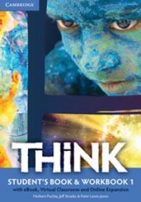Think. Student`s book & Workbook 2