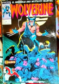 Wolverine - primi 16 albi in sequenza + 2 albi in omaggio